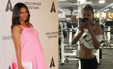 Zoe Saldana - 31-07-2015 - Parto incinta... torno in forma (se sono nello showbiz)