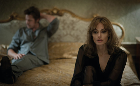 By The Sea, Angelina Jolie, Brad Pitt - Los Angeles - 16-01-2016 - Brangelina: di nuovo insieme in un film 10 anni dopo