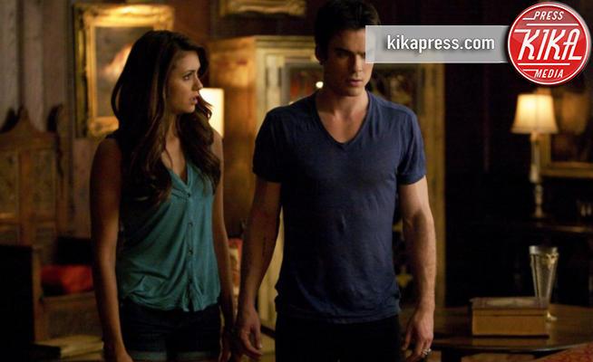 The Vampire Diaries, Nina Dobrev, Ian Somerhalder - 12-08-2015 - Nina Dobrev: