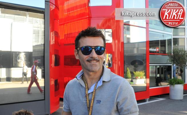 Max Biaggi - Monza - 06-09-2015 - Max Biaggi: le prime parole dopo l'incidente