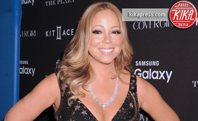Mariah Carey - New York - 18-09-2015 - Mariah Carey, la nuova foto senza veli fa impazzire la rete