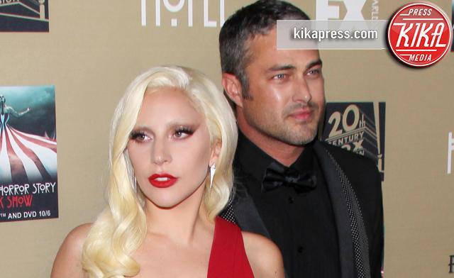 Taylor Kinney, Lady Gaga - Los Angeles - 06-10-2015 - Lady Gaga e Taylor Kinney si sono lasciati