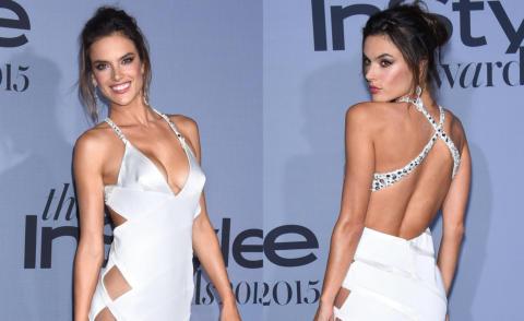 Alessandra Ambrosio - Los Angeles - 27-10-2015 - InStyle Awards 2015: le dive viste di spalle