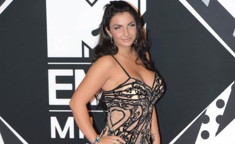 Elettra Lamborghini - Milano - 25-10-2015 - Sotto il vestito niente? Giudicate voi