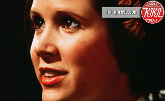 Leia Organa, Star Wars, Carrie Fisher - Los Angeles - 23-02-2017 - Carrie Fisher, l'autopsia: