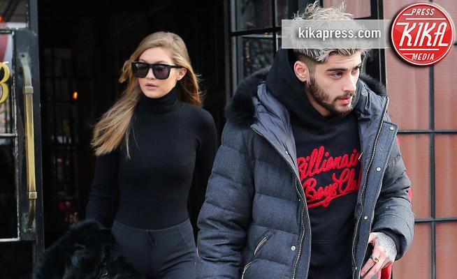 Gigi Hadid, Zayn Malik - New York - 08-01-2016 - Gigi Hadid e Zayn Malik si sono lasciati