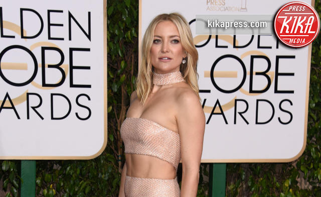 Kate Hudson - Beverly Hills - 10-01-2016 - Golden Globe 2016: gli stilisti sul red carpet