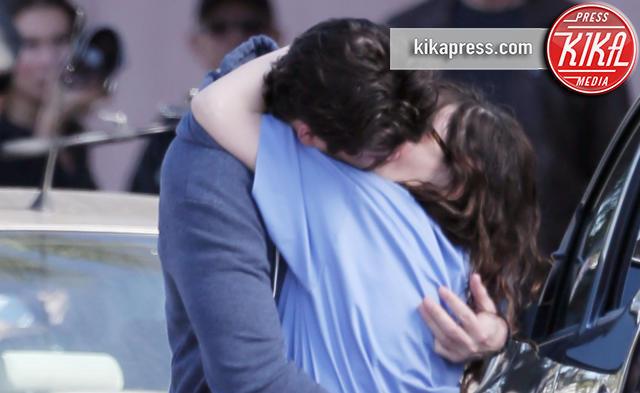 David Walton, Zooey Deschanel - Los Angeles - 21-01-2016 - Zooey Deschanel travolta dalla passione con David Walton