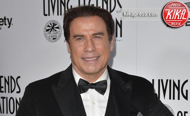 John Travolta - Los Angeles - 23-01-2016 - A Hollywood, dove la molestia è di casa