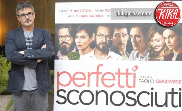 Paolo Genovese - Roma - 02-02-2016 - 60° David: Perfetti Sconosciuti è il miglior film
