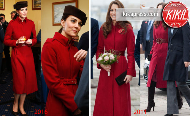 Kate Middleton - 19-02-2016 - Kate Middleton, una principessa in fatto di riciclo