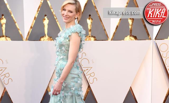 Cate Blanchett - Los Angeles - 29-02-2016 - Le celebrity? Sul red carpet e fuori sono regine di... fiori!