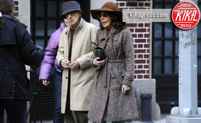 Elaine May, Woody Allen - New York - 07-03-2016 - Woody Allen e il mistero della sua prima serie tv