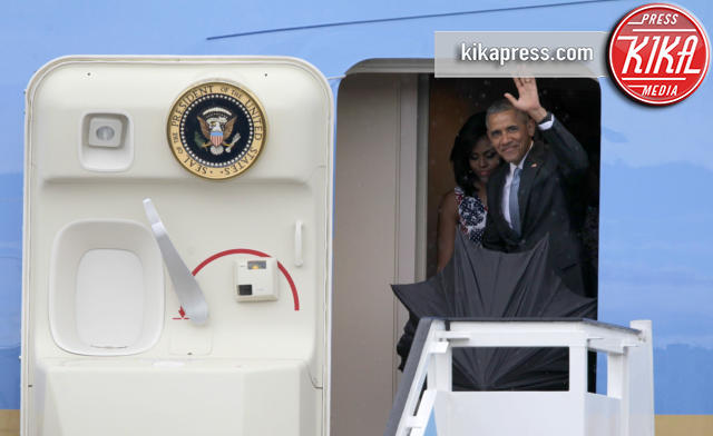 Michelle Obama, Barack Obama - Havana - 20-03-2016 - Barack Obama a Cuba. Primo presidente americano dopo 88 anni
