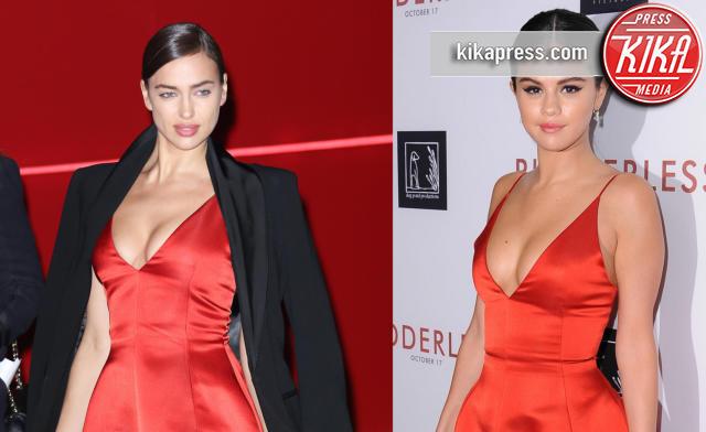 Irina Shayk, Selena Gomez - 21-03-2016 - Chi lo indossa meglio: Irina Shayk o Selena Gomez?