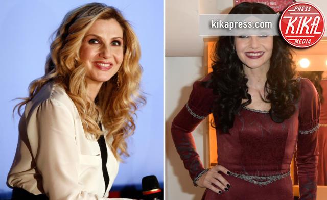 Lorella Cuccarini - Roma - 07-04-2016 - Lorella Cuccarini, addio al biondo: per Rapunzel si è fatta mora