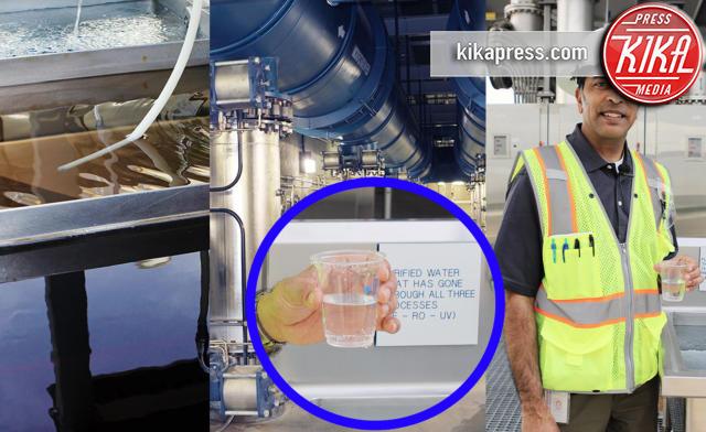 Mehul Patel - Orange County Water District - Orange County - 12-04-2016 - Contro la siccità: le acque reflue rese potabili in 24 ore