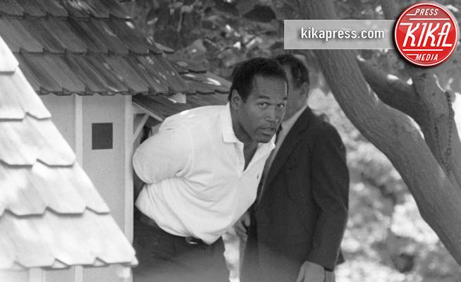 OJ Simpson - Brentwood - 13-06-1994 - O.J. Simpson torna libero dopo nove anni in carcere