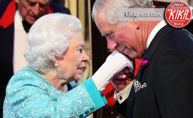 Principe Carlo d'Inghilterra, Regina Elisabetta II - Windsor - 15-05-2016 -