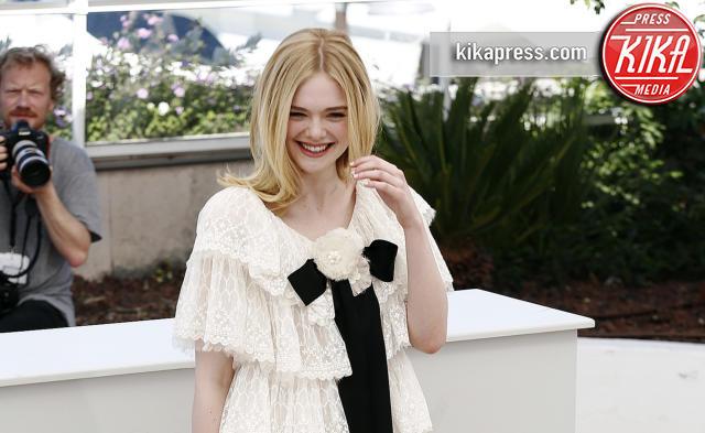 Elle Fanning - Cannes - 21-05-2016 - Bianco o pastello, ecco il pizzo dell'estate!