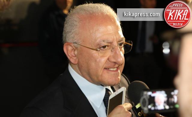 Vincenzo De Luca - Casoria - 25-05-2016 - De Luca-Migliore, il Patto per il Sud arriva a Casoria