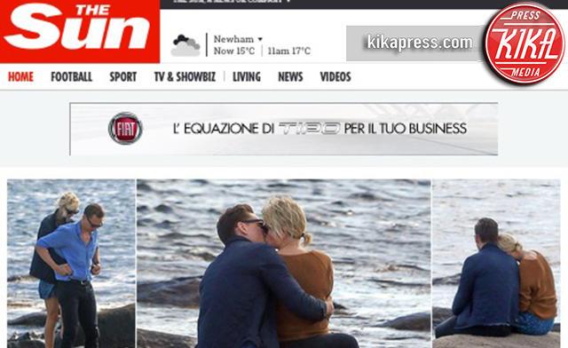 Taylor Swift Tom Hiddleston bacio