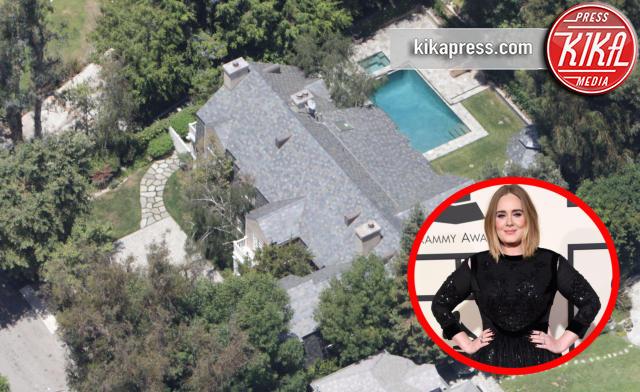 Adele, Villa - Beverly Hills - 24-06-2016 - Adele ha comprato casa a Beverly Hills