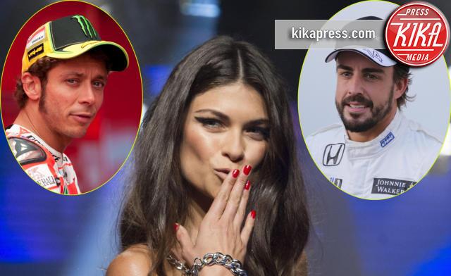 La ex di Valentino Rossi è la nuova fiamma di Alonso?