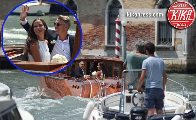 Ana Ivanovic, Bastian Schweinsteiger - Venezia - 12-07-2016 - Sì, lo voglio... ma solo se ci sposiamo in Italia!