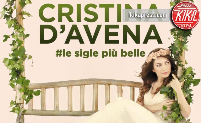 Le 30 sigle più belle di cristina davena in un doppio cd