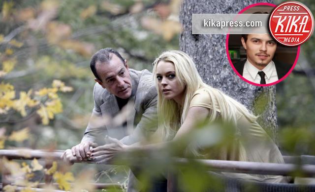 Michael Lohan, Lindsay Lohan - Santa Monica - 07-10-2007 -