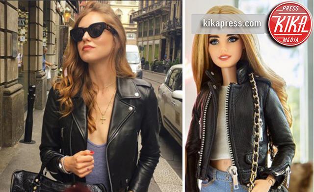 Barbie Chiara Ferragni - 30-08-2016 - Chiara Ferragni, ecco la Barbie con le sue fattezze!