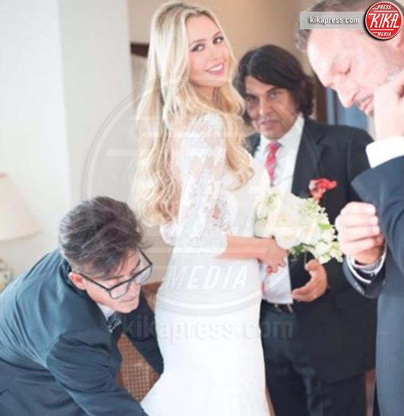 Martina Stella sposa: le nozze sono da sogno