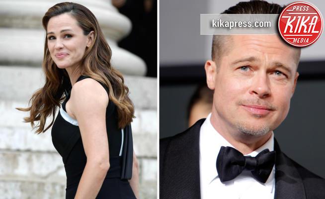 Jennifer-Garner-Brad Pitt-io-ci-stiamo-frequentando