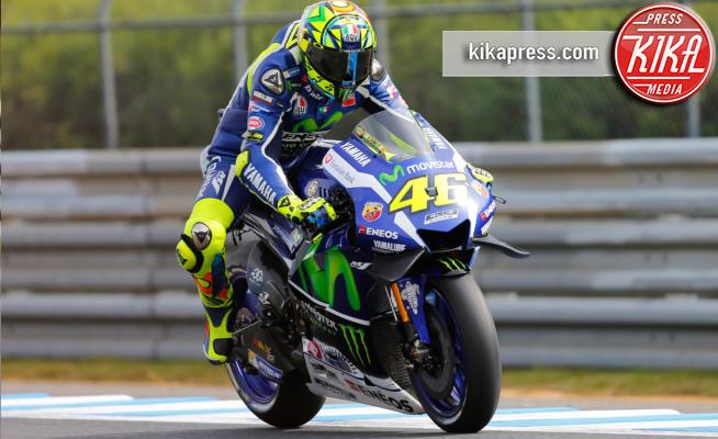 Valentino Rossi - Motegi - 14-10-2016 - Prove libere di Motegi: Lorenzo in pole, grande Vinales
