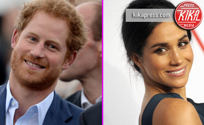 Meghan Markle, Principe Harry - Londra - 29-06-2016 - Il Principe Harry convolerà a nozze con Meghan Markle