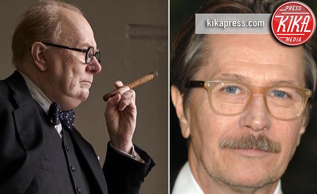 Winston Churchill, Gary Oldman - Gary Oldman si è trasformato in Winston Churchill