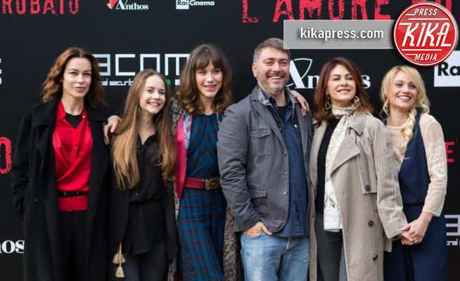 L'Amore Rubato, Il Cast - Roma - 24-11-2016 - L'Amore Rubato: l'amore violento raccontato dalle donne