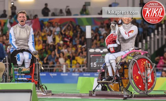 Beatrice Vio - Rio de Janeiro - 14-09-2016 - Bebe Vio in lizza per un altro oro agli Oscar dello Sport