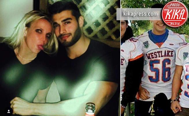 Sam Asghari, Britney Spears - 05-12-2016 - Ecco il nuovo fidanzato di Britney Spears ai tempi del liceo