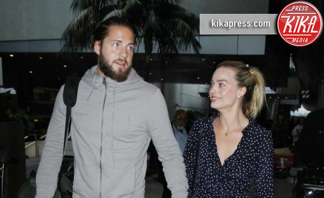 Tom Ackerley, Margot Robbie - Los Angeles - 02-01-2017 - Margot Robbie e Tom Ackerley, love is in the air... port!