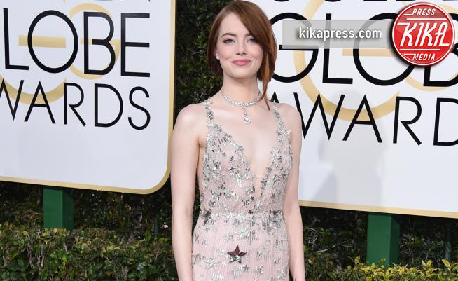 Emma Stone - Beverly Hills - 08-01-2017 - Emma Stone: Migliore attrice in una commedia o in un musical
