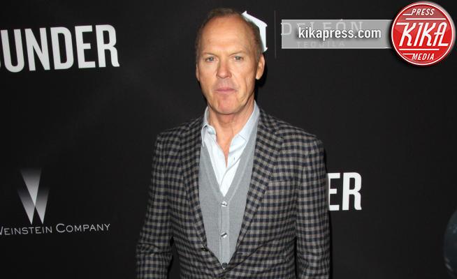 Michael Keaton - Los Angeles - 12-01-2017 - Michael Keaton è Ray Kroc, l'uomo che ha fatto grande McDonald's