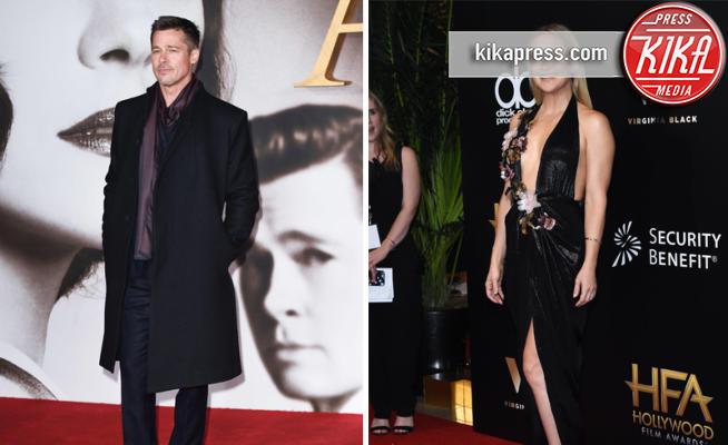 Brad Pitt e Kate Hudson: sbirciatina agli ex della nuova coppia!