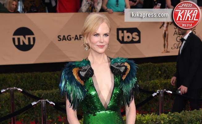 Nicole Kidman - Los Angeles - 29-01-2017 - 2017: ecco le peggio vestite dell'anno