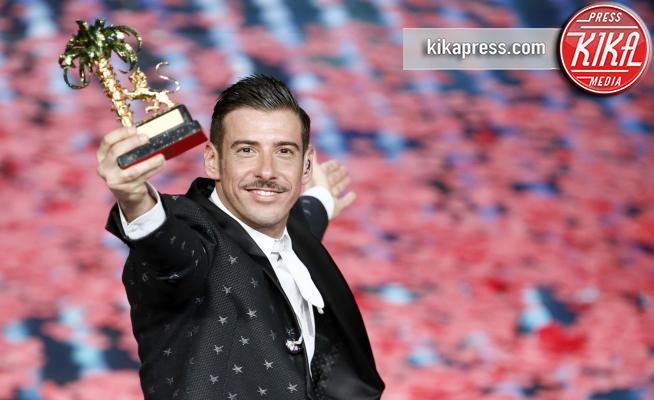 Francesco Gabbani - Sanremo - 12-02-2017 - Sanremo 2017: il vincitore è Francesco Gabbani