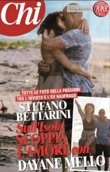 Isola dei Famosi, Stefano Bettarini, Dayane Mello