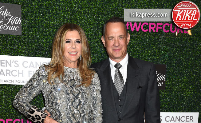 Tom Hanks, Rita Wilson - Beverly Hills - 16-02-2017 - Tom Hanks e Rita Wilson vivono Una serata indimenticabile