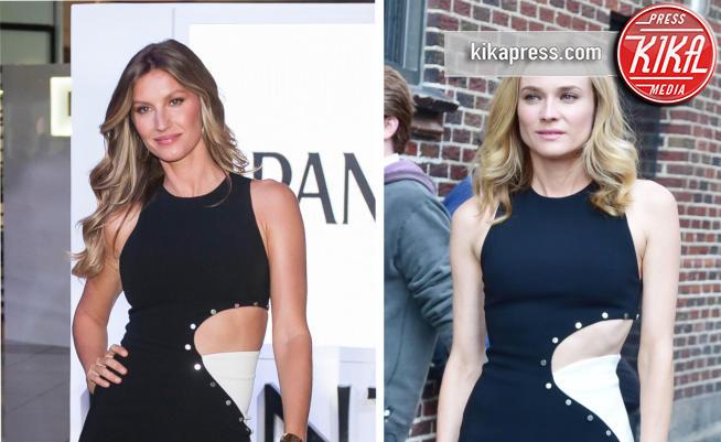 Diane Kruger, Gisele Bundchen - 20-02-2017 - Chi lo indossa meglio? Gisele Bundchen e Diane Kruger