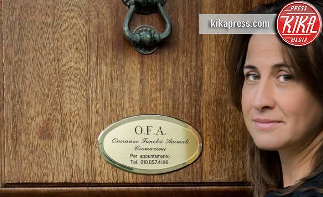 Francesca Vedovello - Genova - 21-02-2017 - Un funerale per l'ultima carezza all'animaletto di una vita